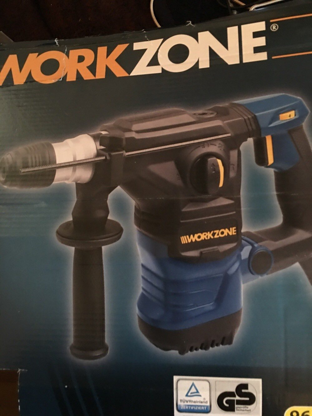 WorkZone - Bohrhammer - Produit