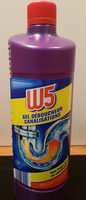 Gel Deboucheur Canalisation - Product
