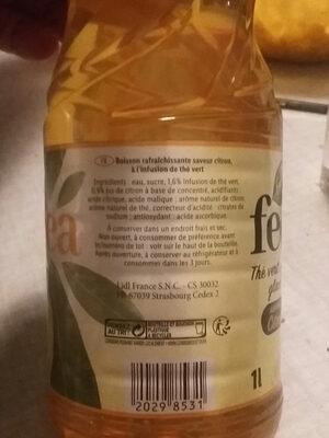 feeltea - Product - fr