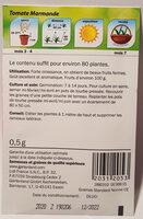 Tomate Marmande - Ingredients - en