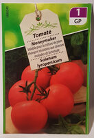 Tomate Moneymaker - Product - fr