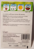 Tomate Moneymaker - Ingredients - en