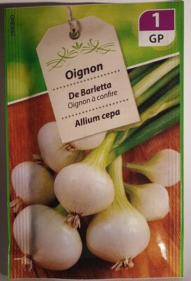 Oignon De Barletta - Product - en