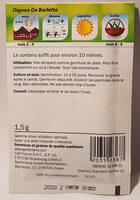 Oignon De Barletta - Ingredients - en