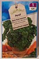 Persil Nain frisé mousse - Product - fr