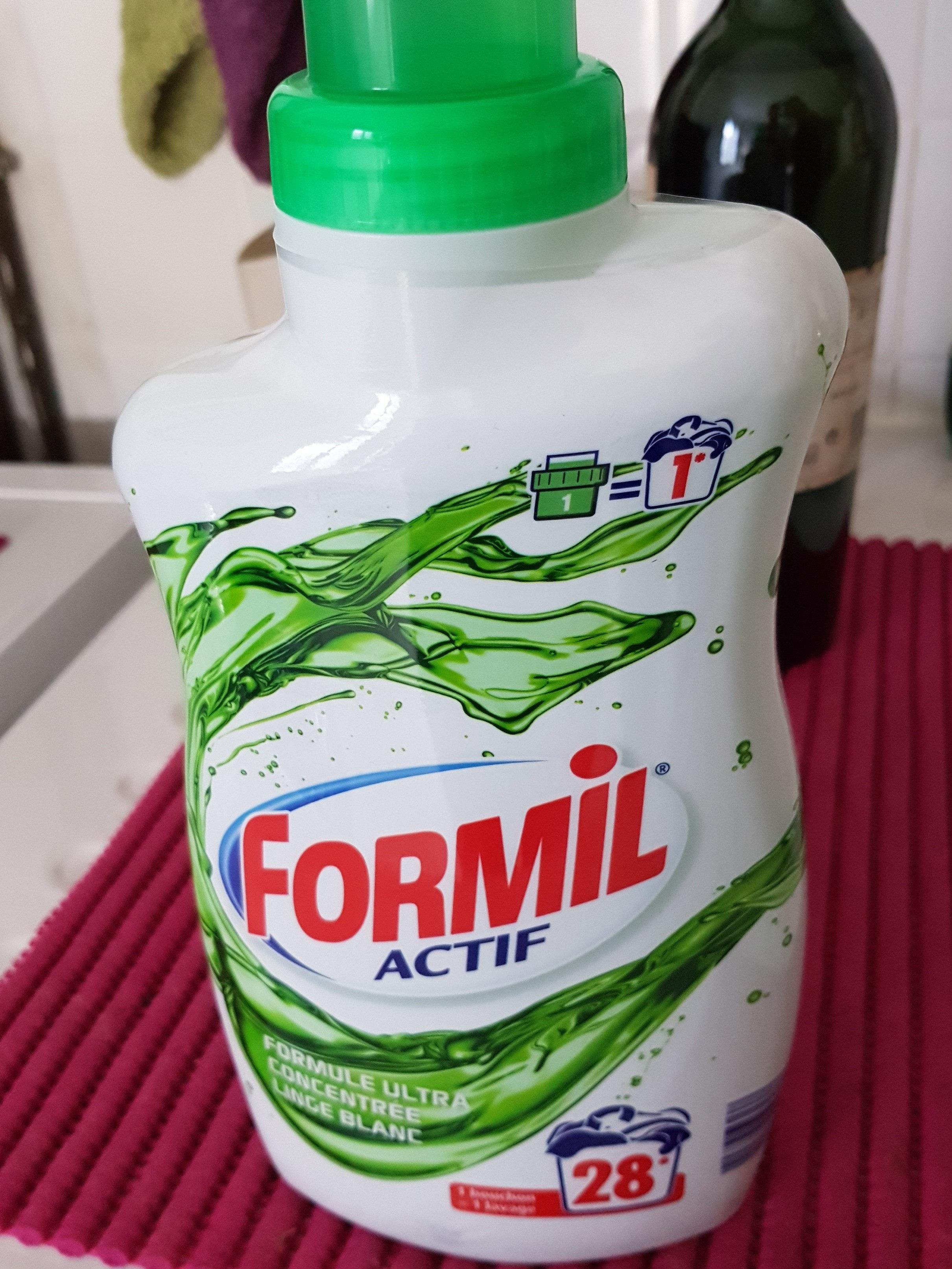 formil actif - Produit