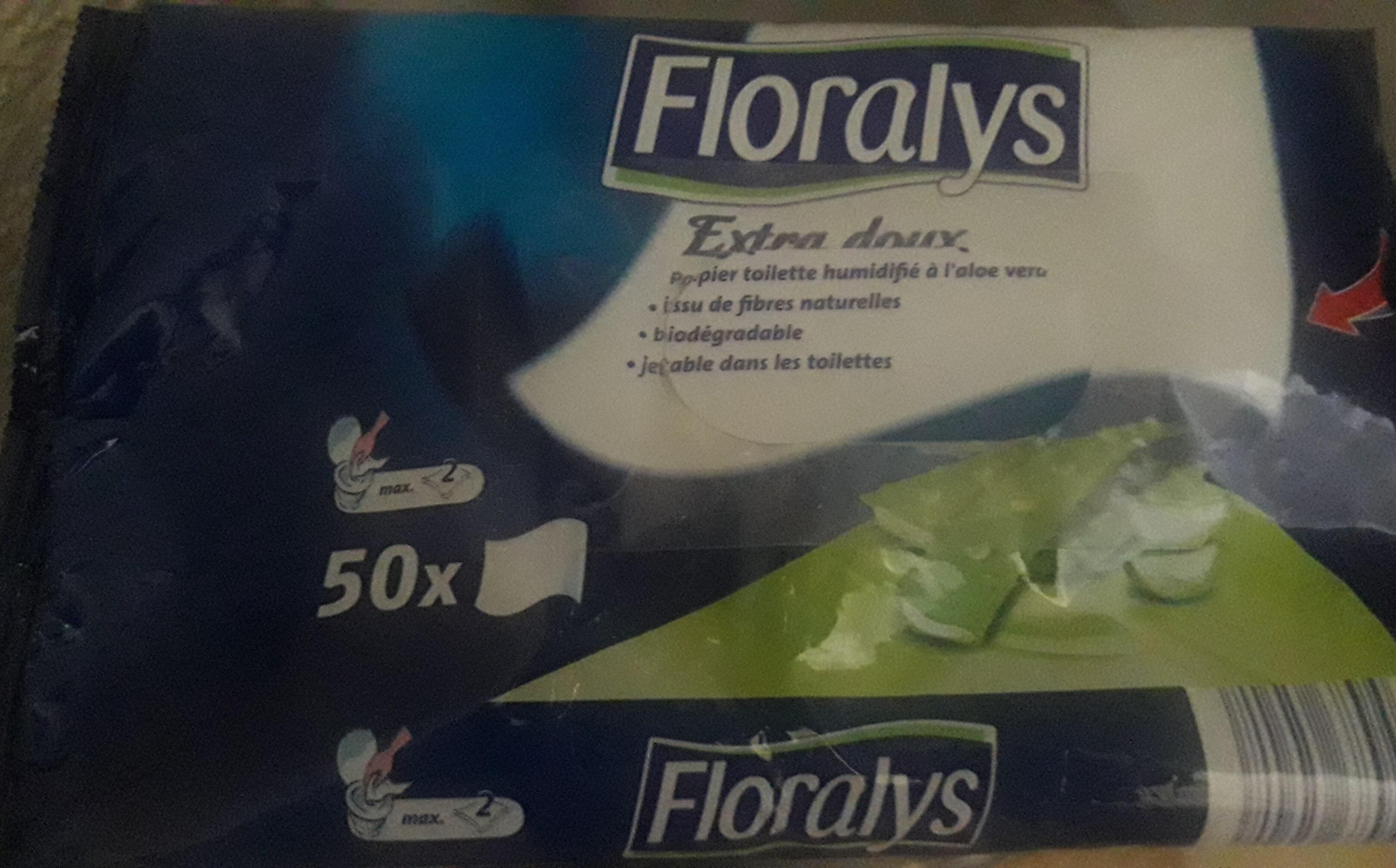 papier toilette humidifié - Product - fr