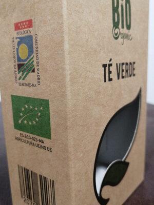 Te verde bio ecológico - Product