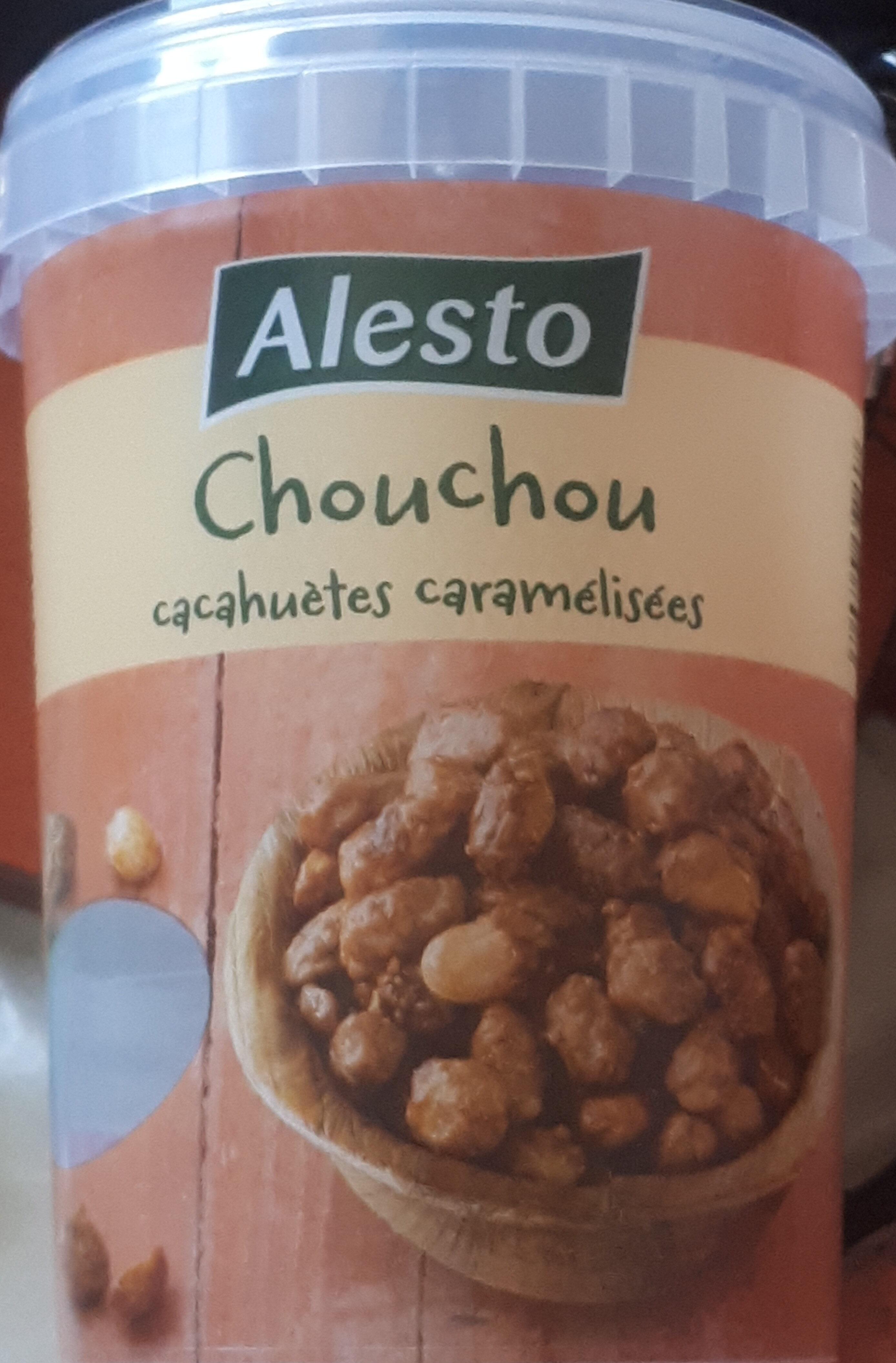 chouchou cacahuètes caramélisées - Product