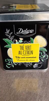 Thé vert au citron - Product - fr