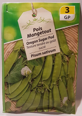 pois Mangetout Oregon Sugar Pod - Product - fr