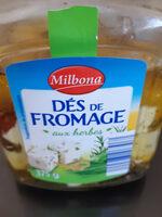 dès de fromage - Product