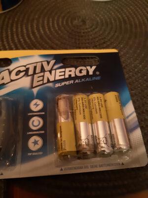 Yummy batteries - Product - en