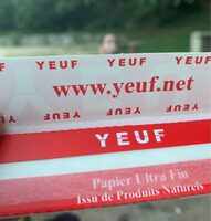 Feuille Original Yeuf - Product - fr