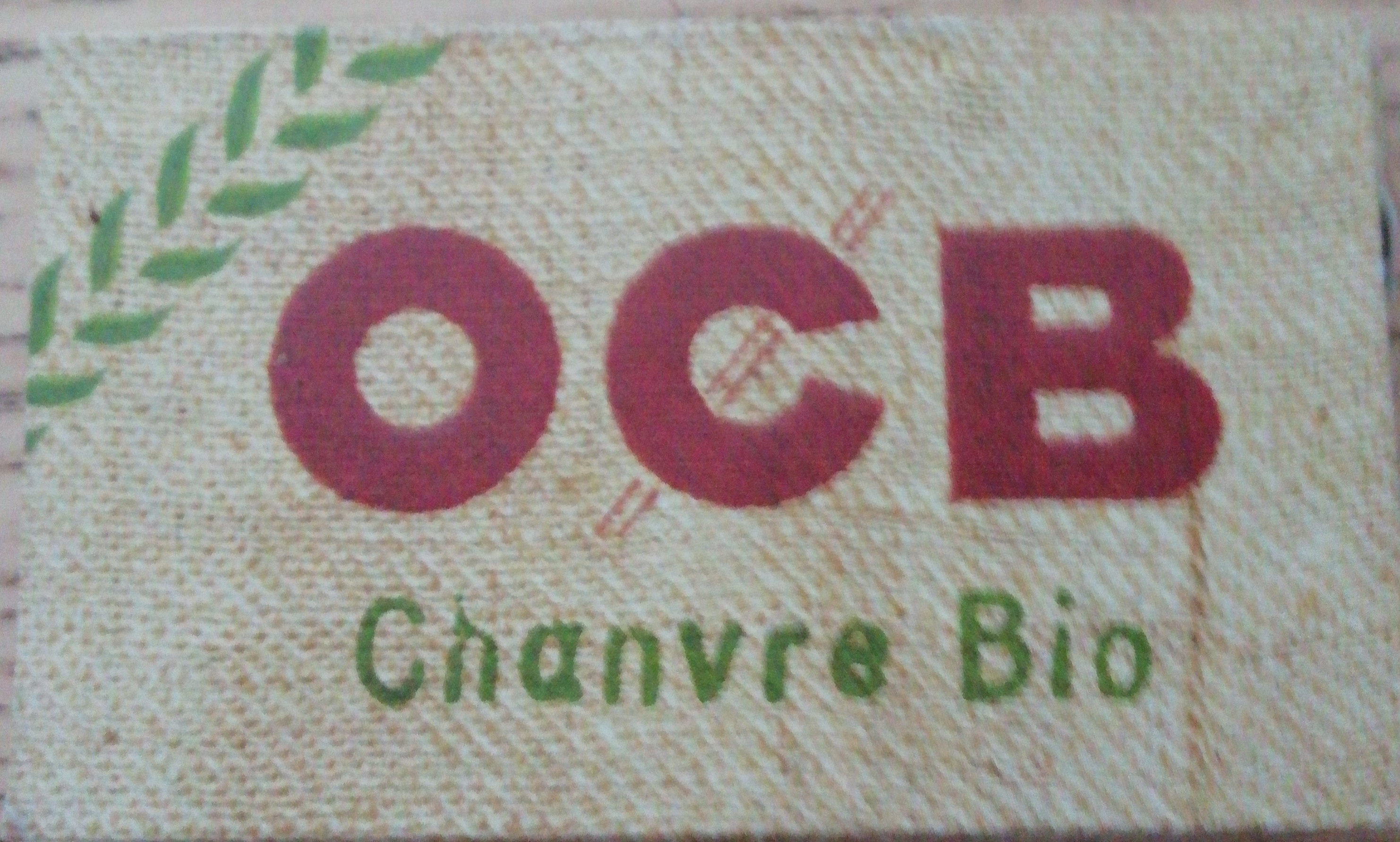 OCB Chanvre bio - Product - fr
