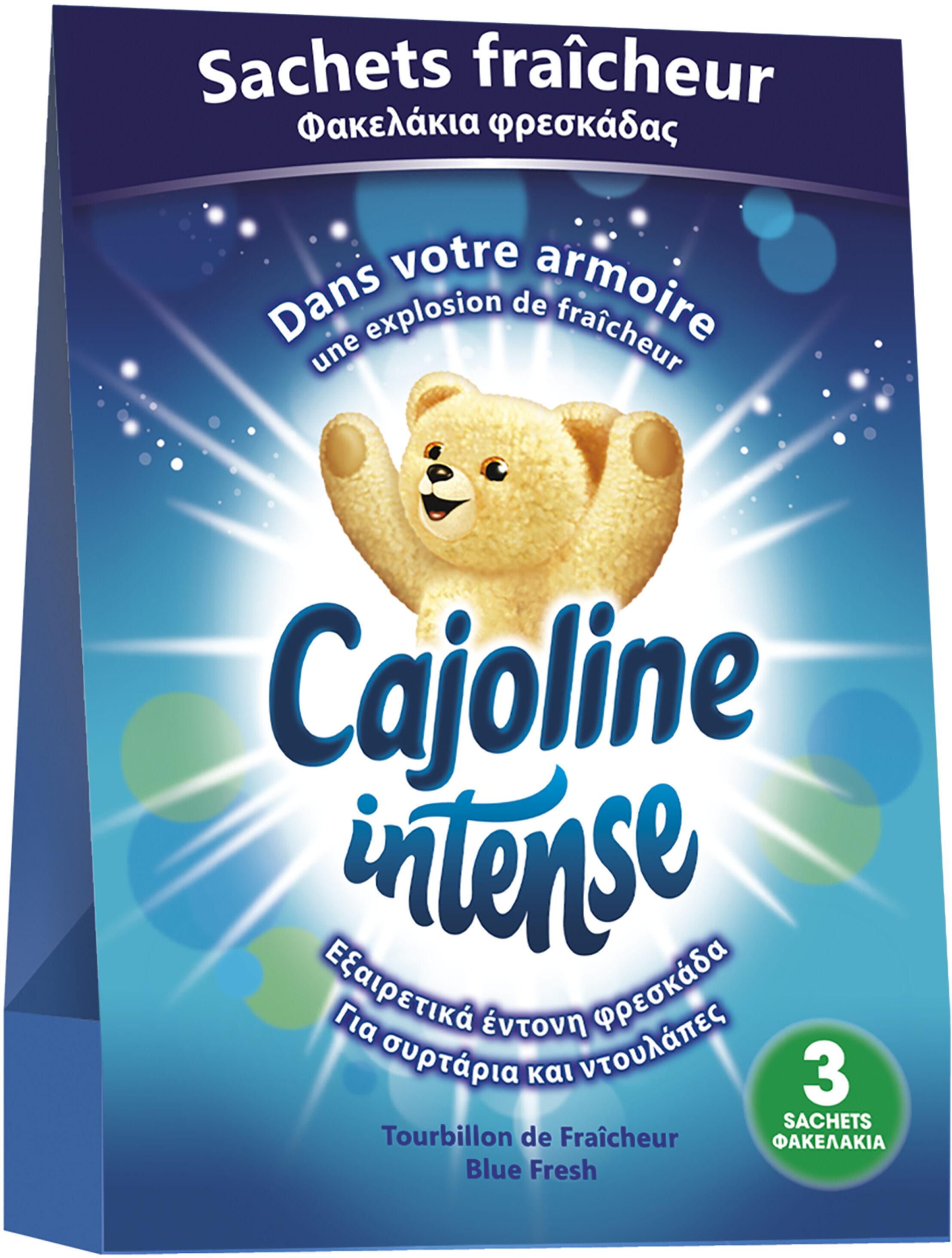 Cajoline Intense Sachets pour Armoire Fraîcheur Printanière 3 sachets - Product - fr