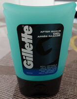After Shave Gel - Product