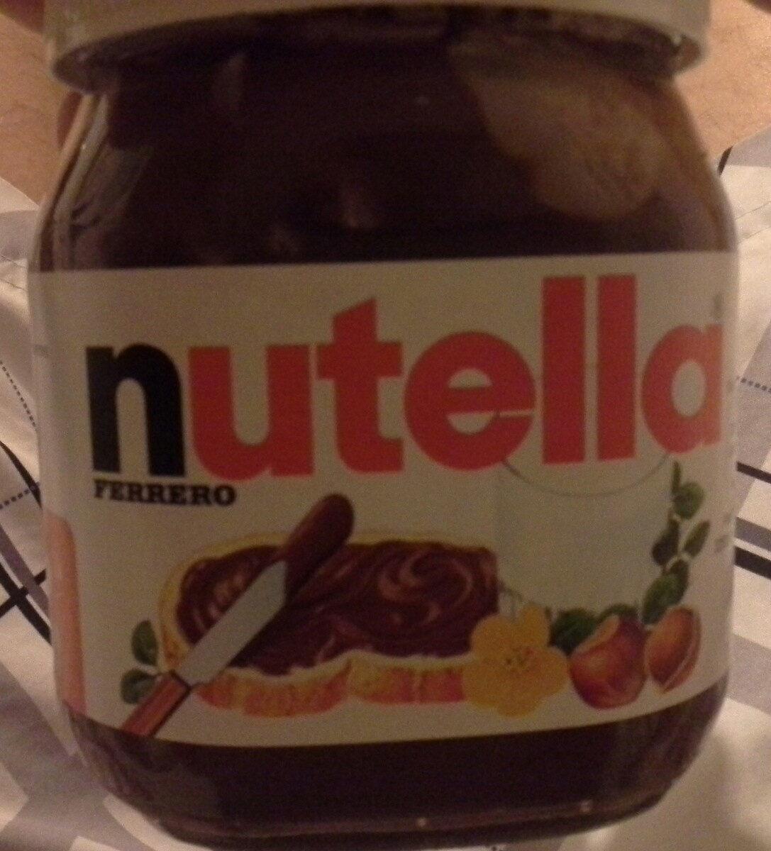 Nutella - Product - da