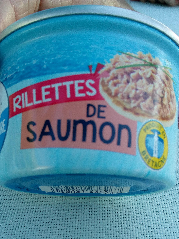 rillettes de saumon - Produit - fr