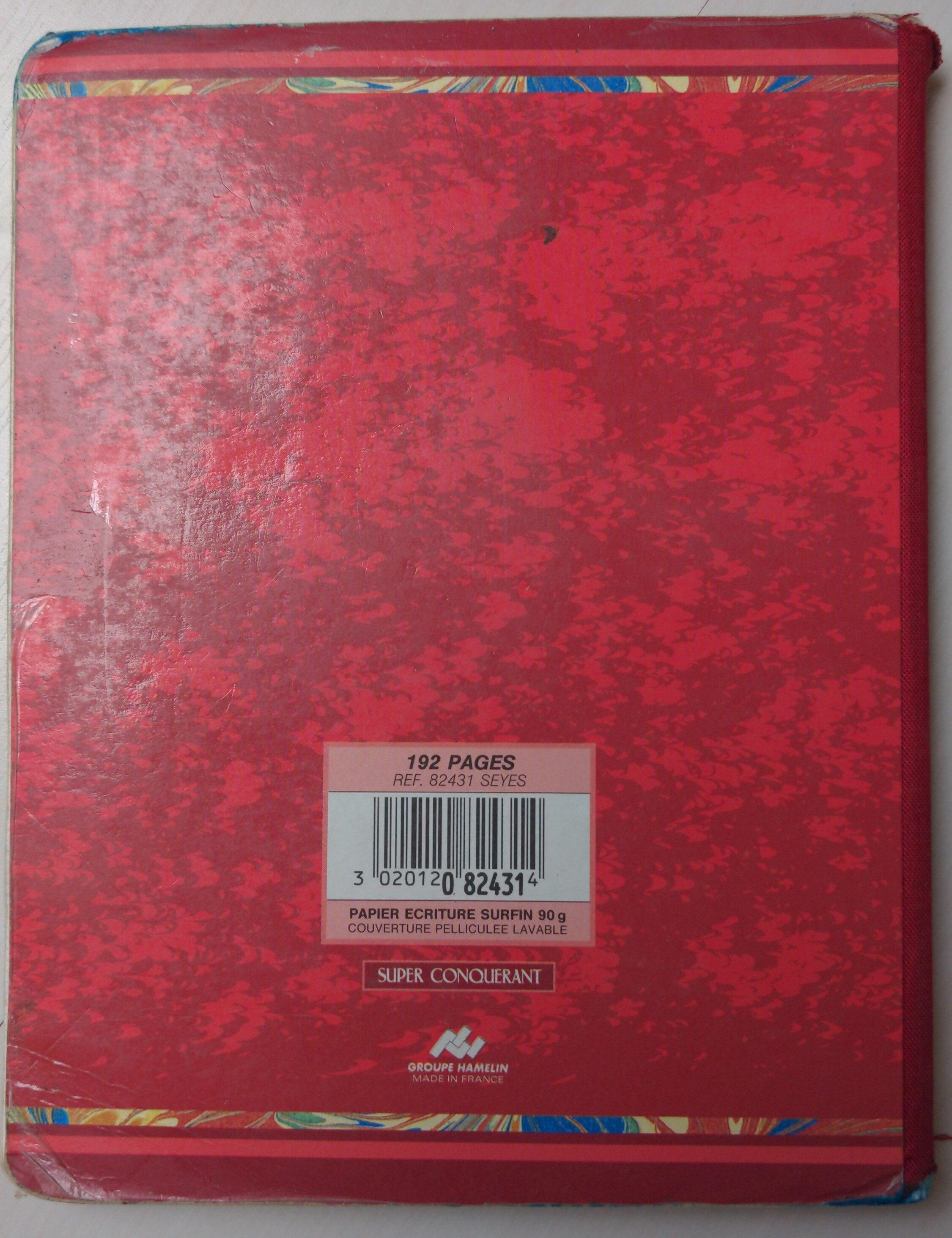192 pages - Product - en