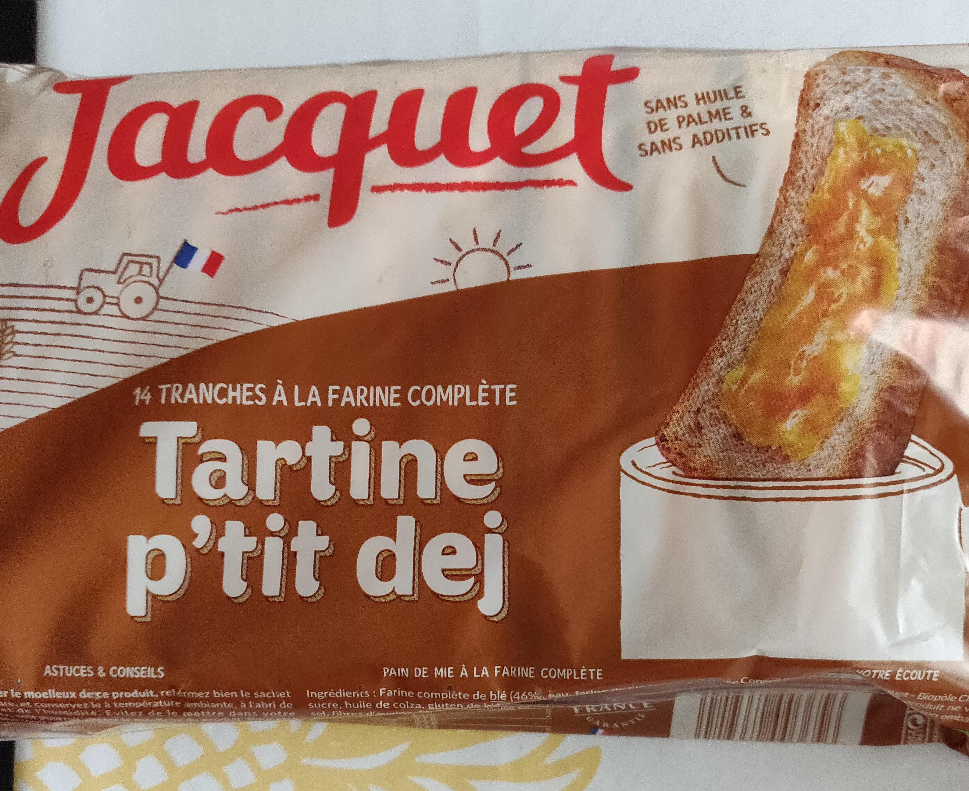 Tartine P'tit dej - Product - fr