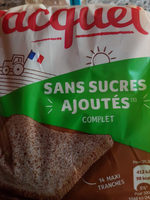 sans sucres ajoutes - Product