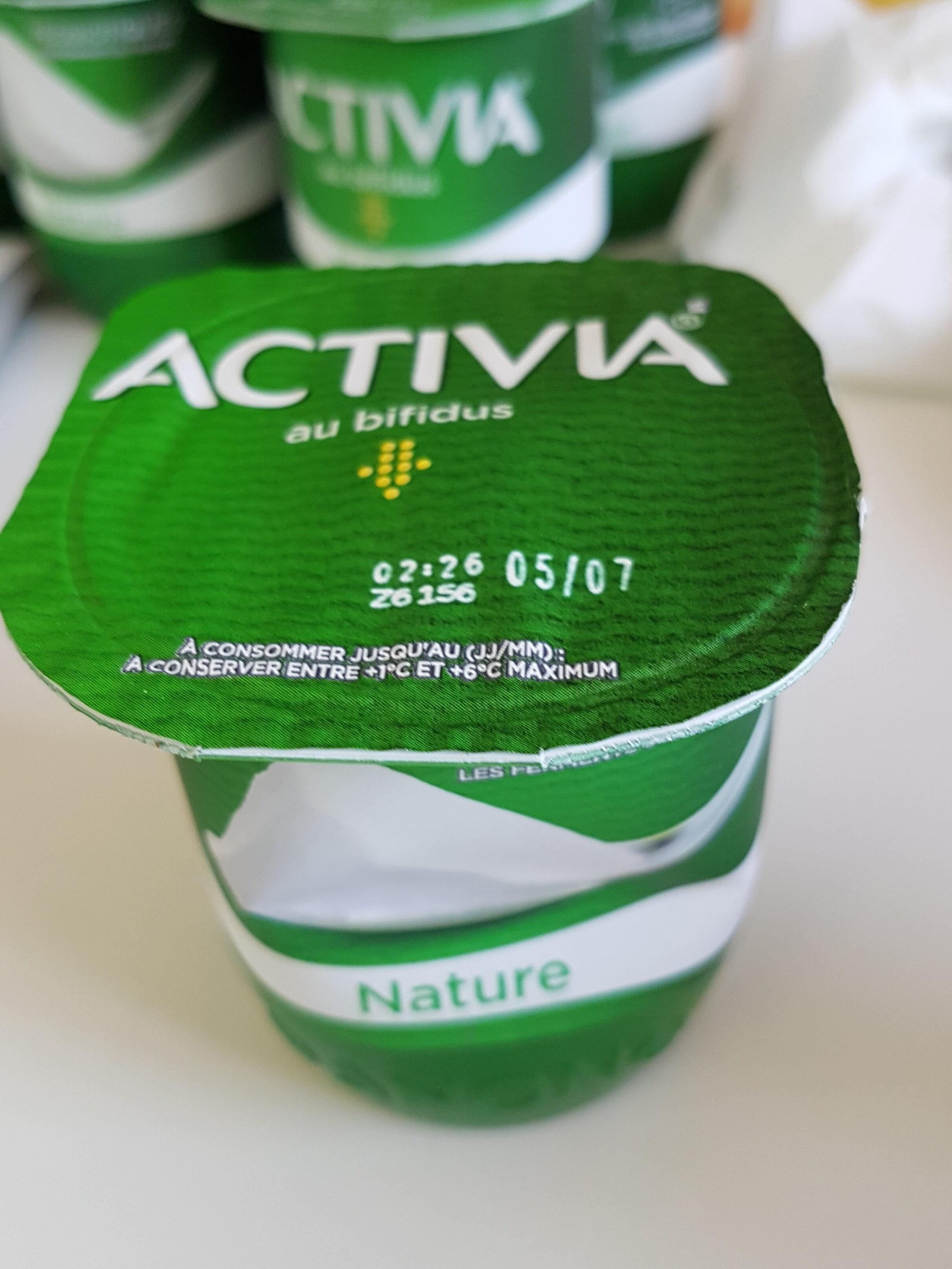 activia bifidus - Product