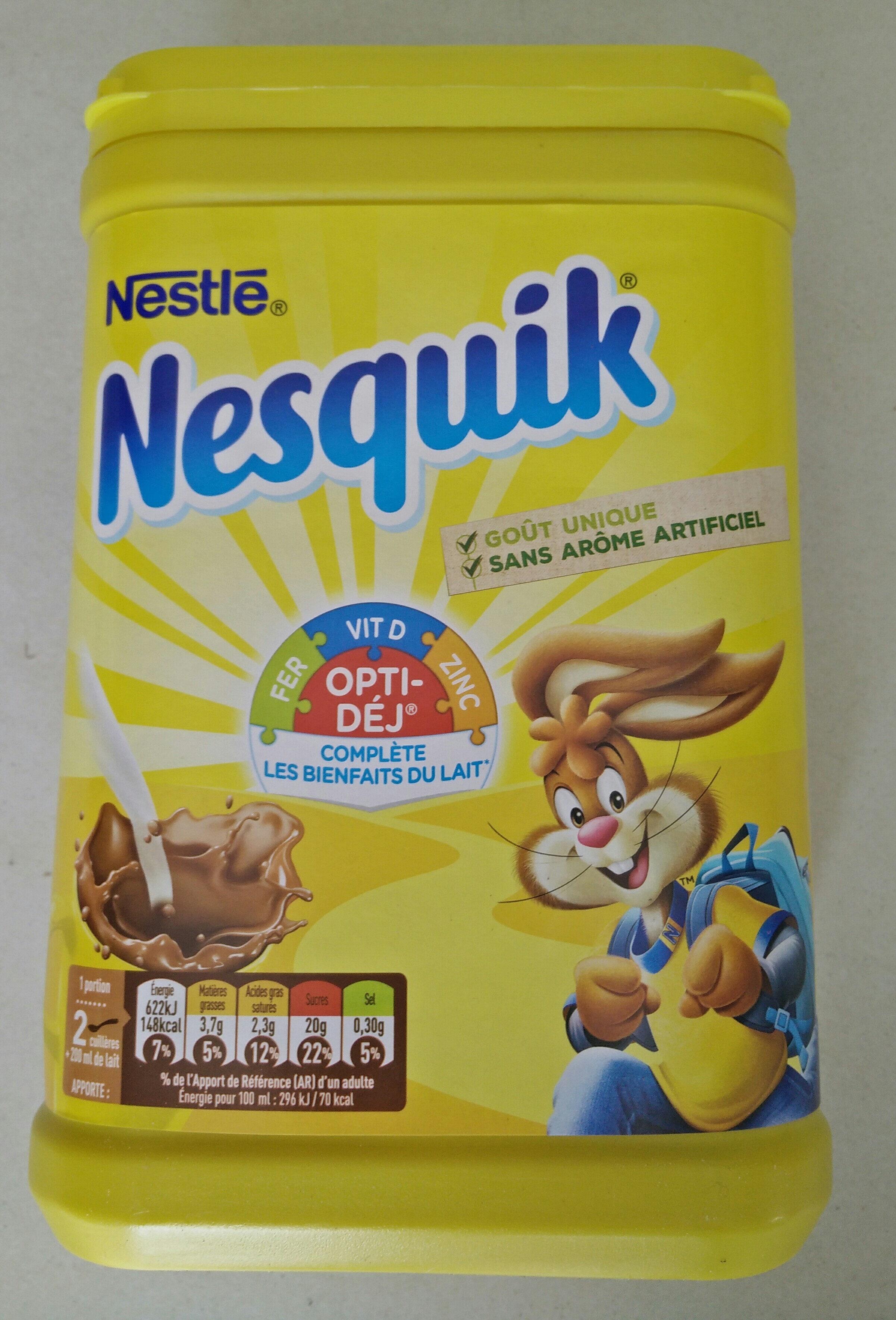 Nesquick - Product - fr