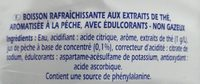 Chemises 3 Rabats, Polypropylele Opaque 1er Prix - Ingredients - fr