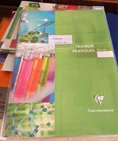 Clairfontaine travaux pratiques - Product - fr
