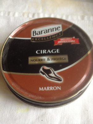 Cirage marron - Produit