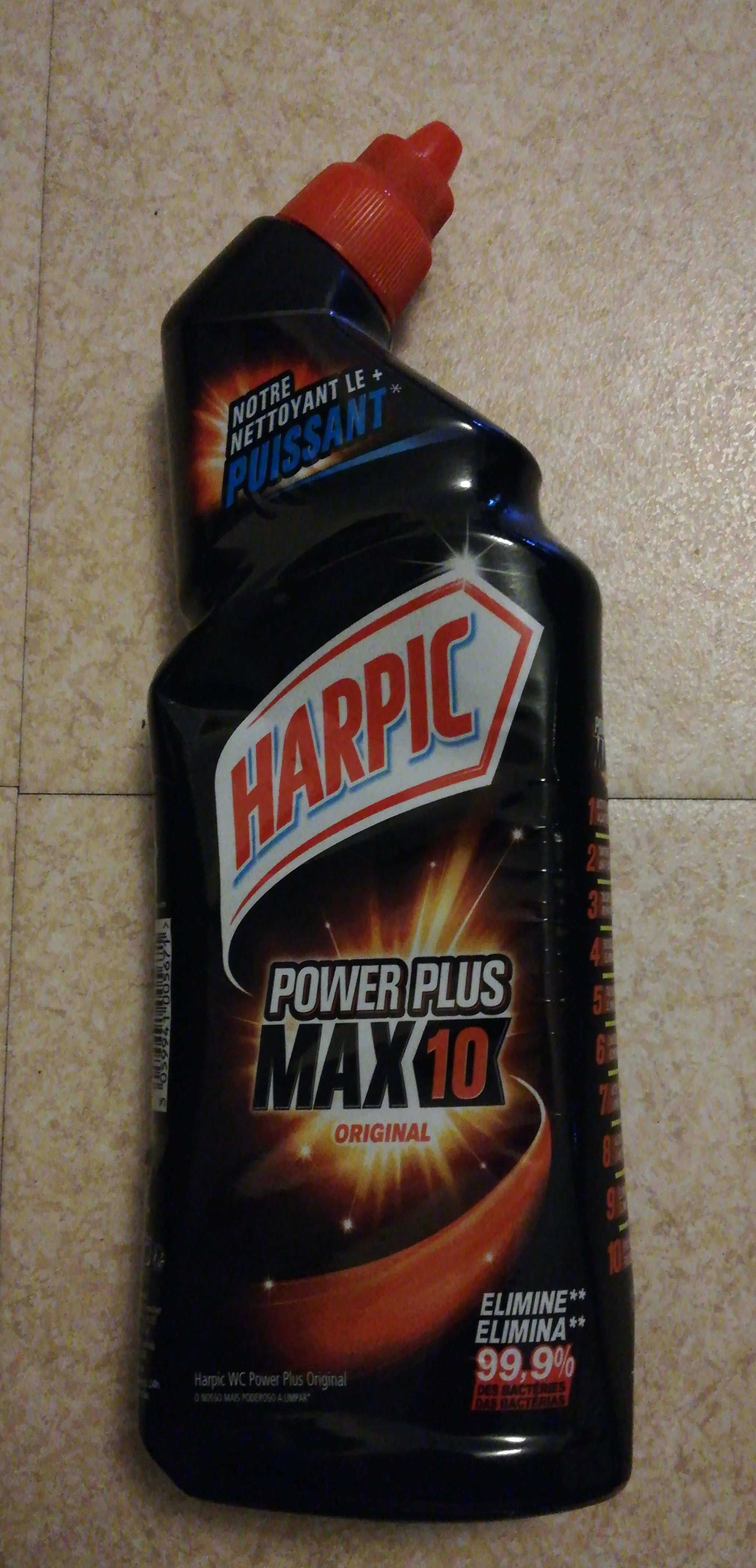 harpic power plus max 10 - Produit - fr