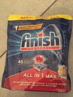 finish PowerTalk 45 tablettes - Product