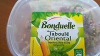 Taboulé Oriental - Produit
