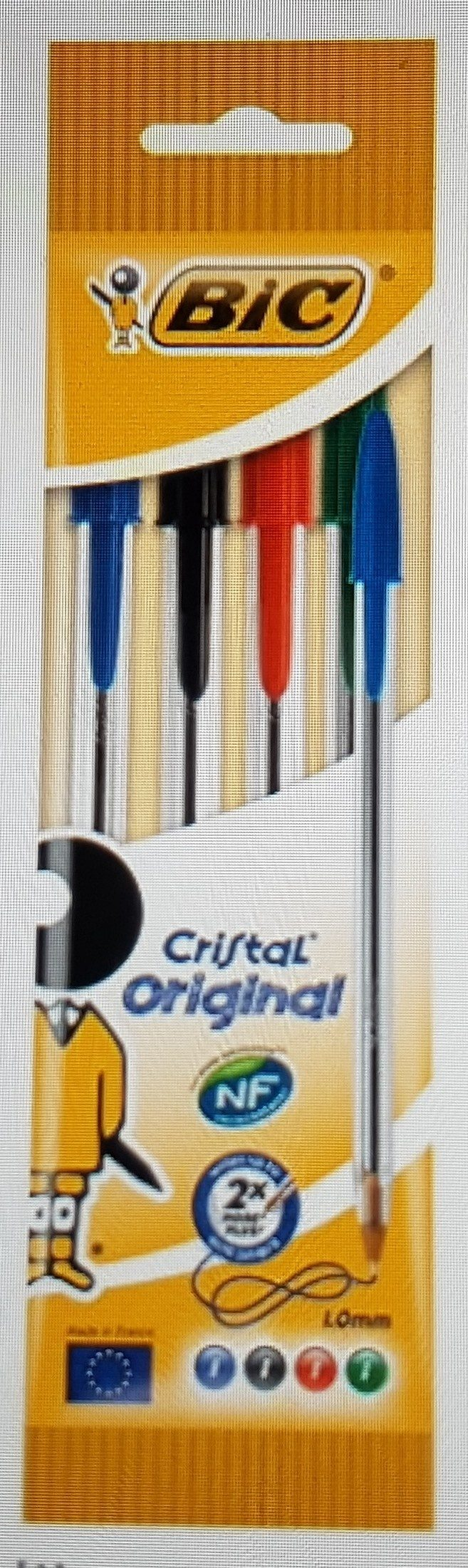 Cristal Multicolore - Product - fr