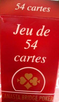 Jeu De 54 Cartes Gauloise - Product - fr