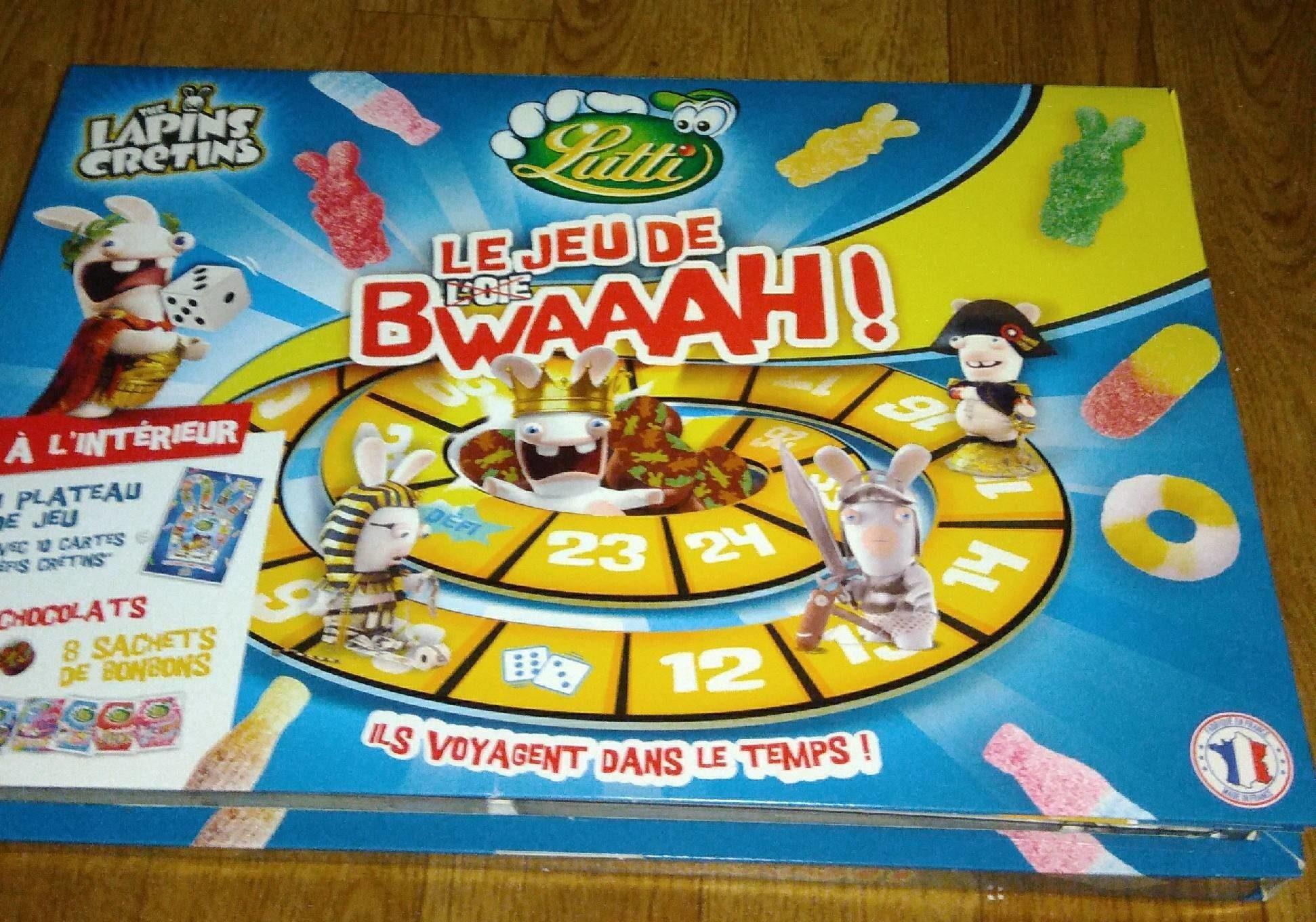 Le jeu de BWAAAH - Product - fr
