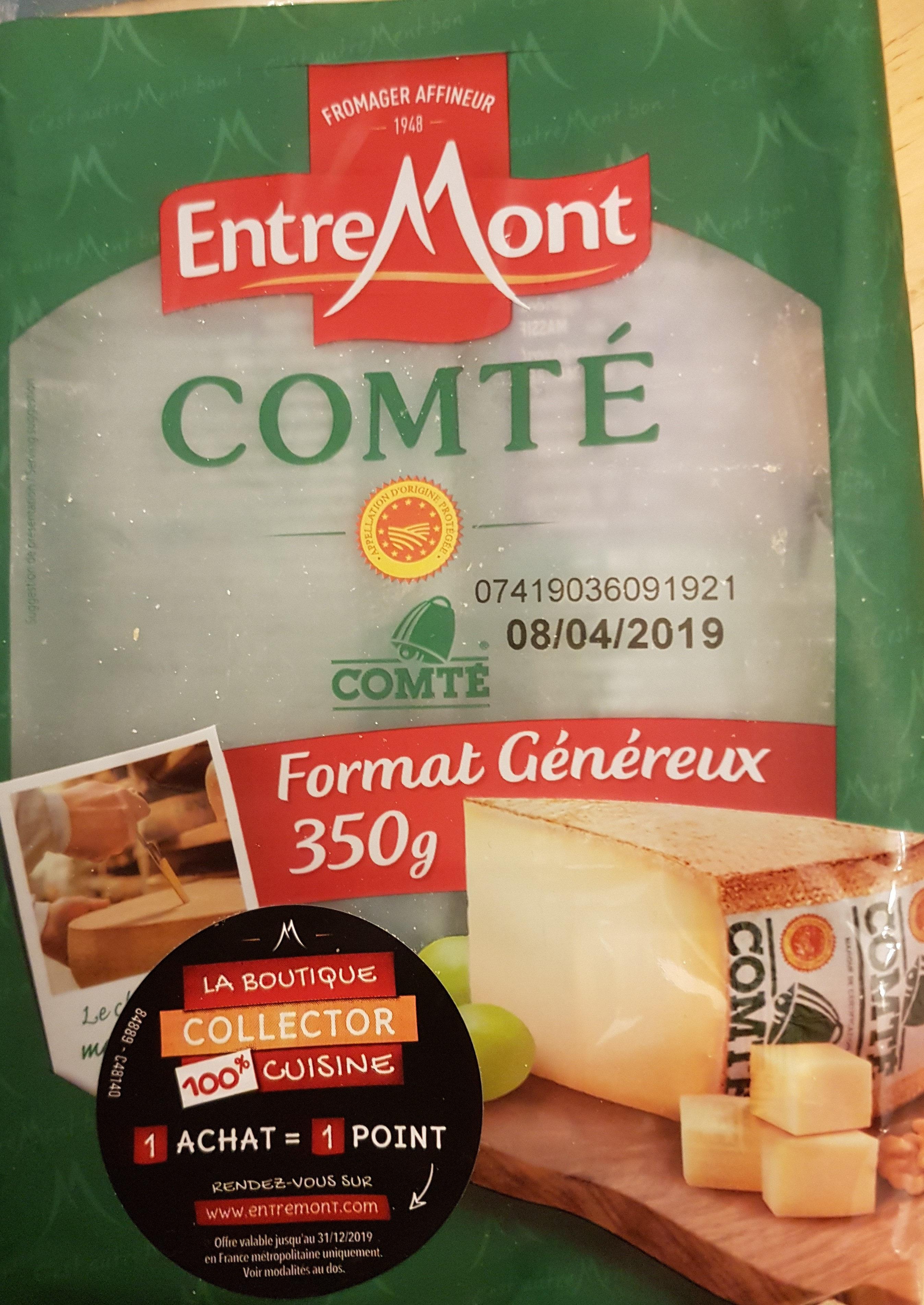 Entremont Comté - Product