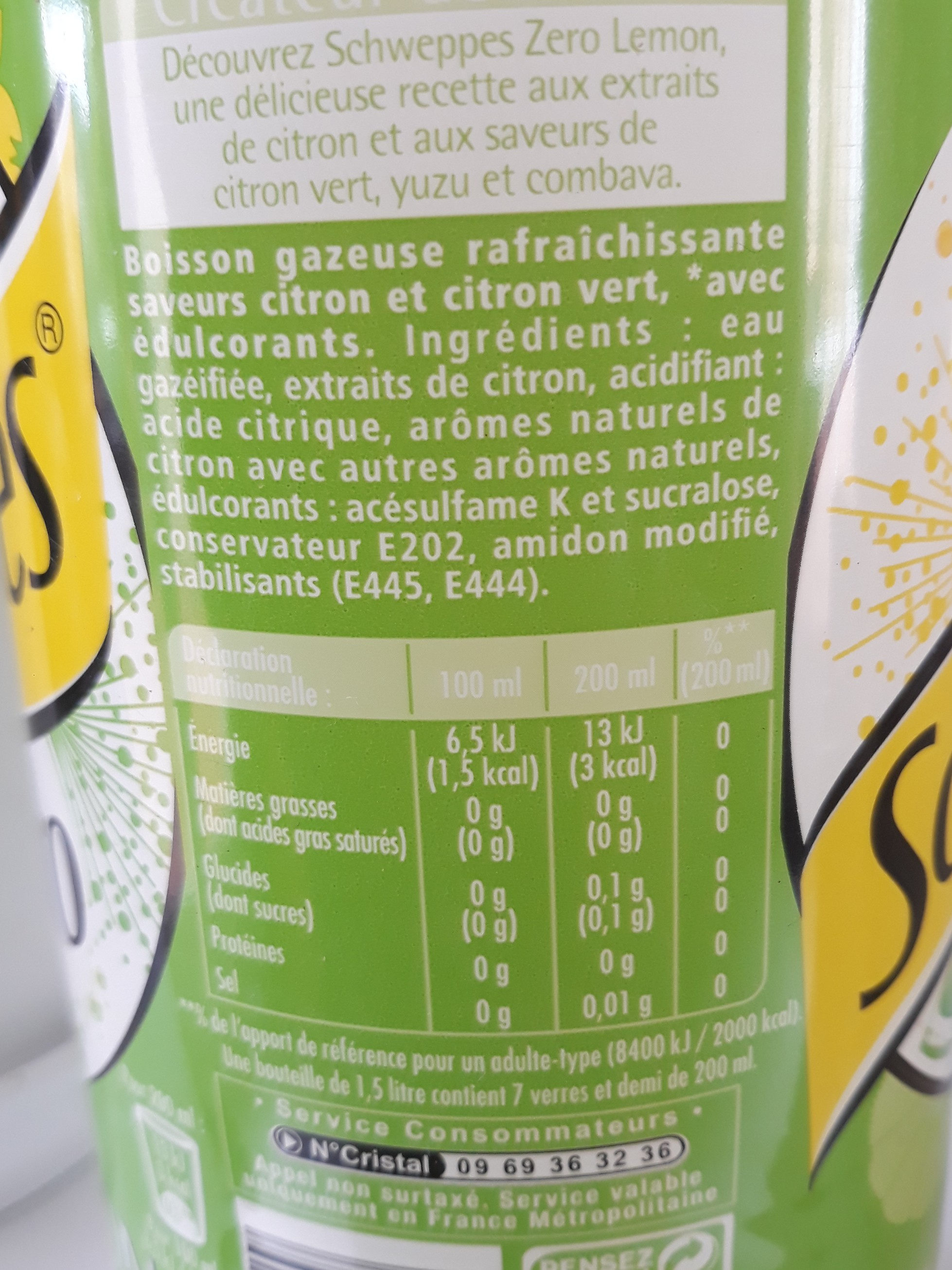 schweppes - Product