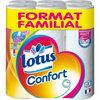 papier toilette confort blanc - Product