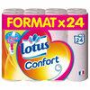 papier toilette confort extrait lotus Aqua tube - Product
