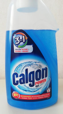 Calgon Power Gel - Product - fr
