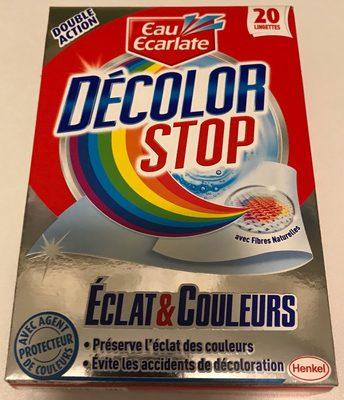 Décolor Stop double action Eclat & Couleurs - Product