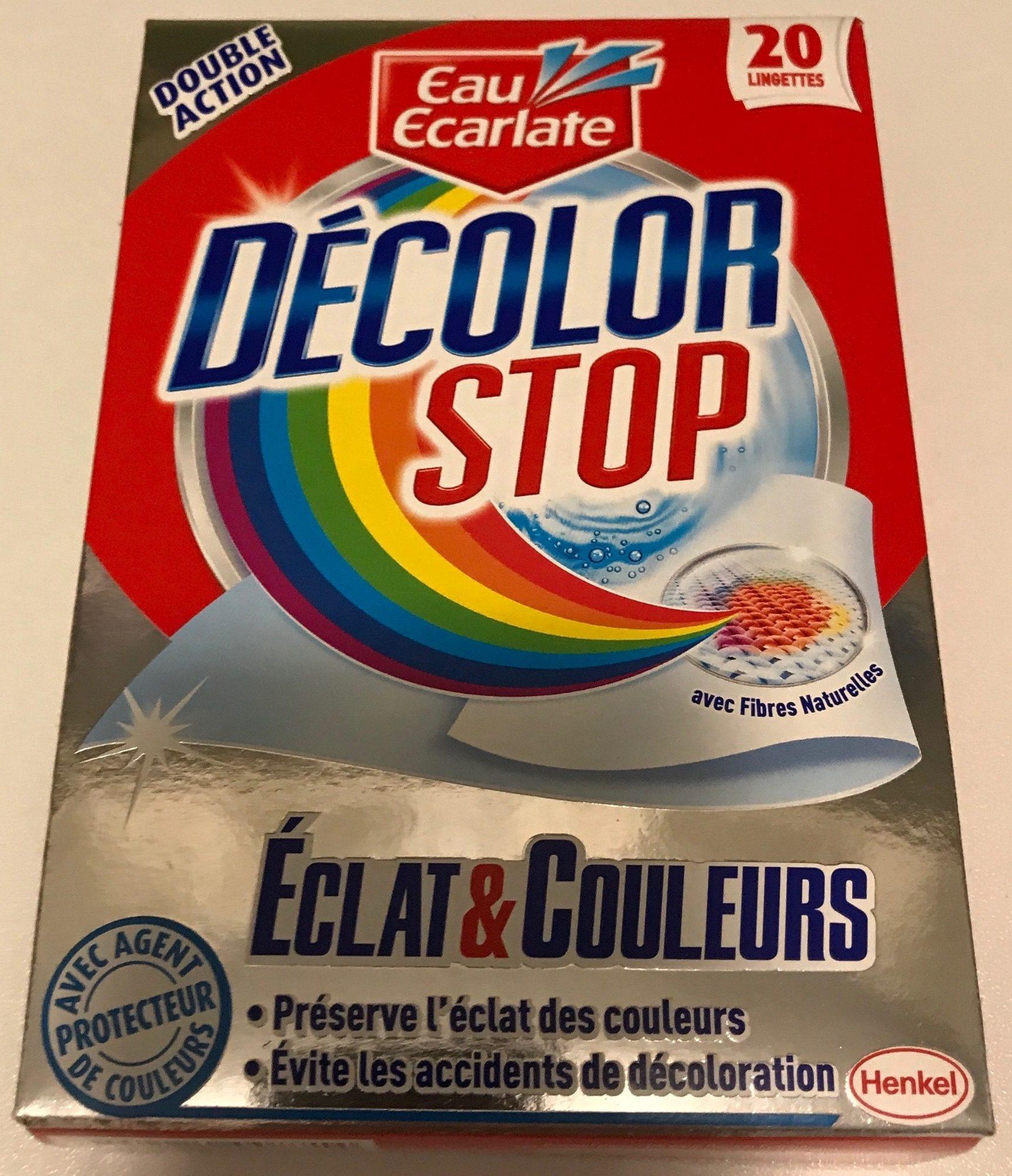 Décolor Stop double action Eclat & Couleurs - Product - fr