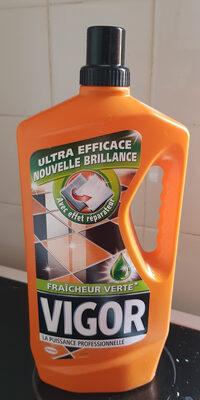 Vigor fraîcheur verte - Product