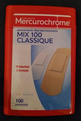 Mix 100 classique - Product - fr