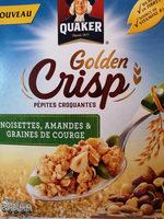 Golden Crisp pépites croquantes - Produit - fr