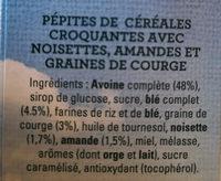 Golden Crisp pépites croquantes - Ingrédients - fr
