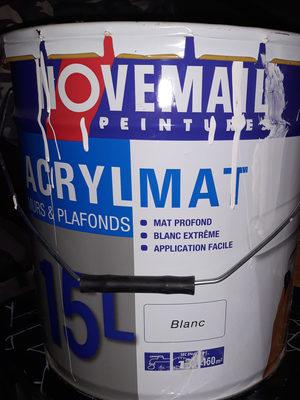 acrylmat - Produit
