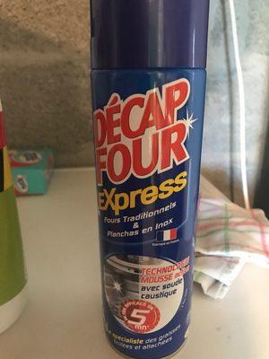Décap'four express - Produit